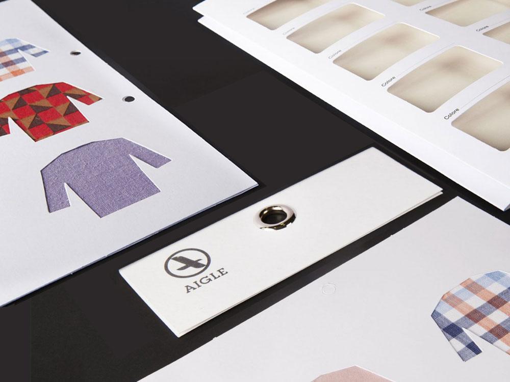Cartelle colori personalizzate